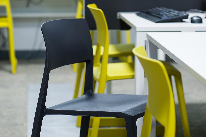 Ashington Library Chairs